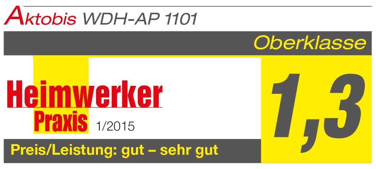 Test sehr gut HWP Luftreiniger WDH-AP1101