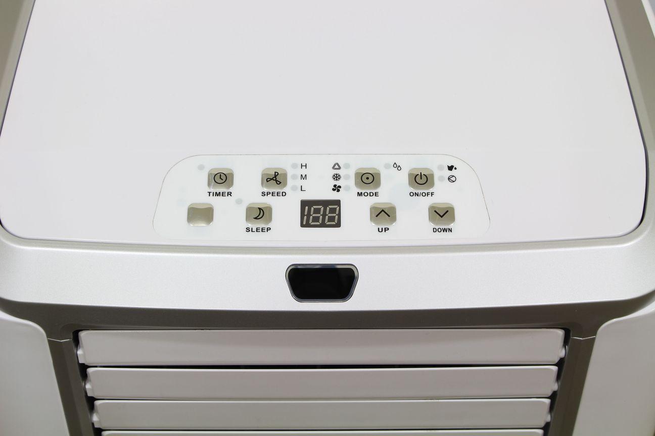 WDH-FGA1372 Klimagerät_Display