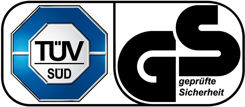 TUEV Sued GS Siegel - WDH-TC1075