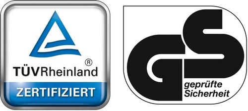 TUEV Gepruefte Sicherheit GS