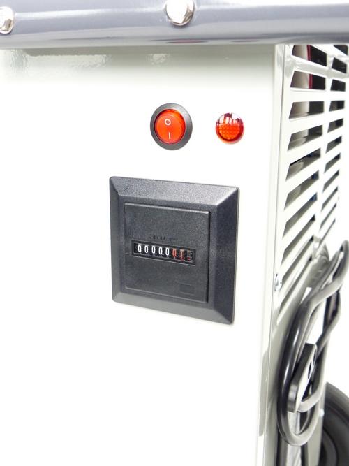 Bautrockner WDH-50B Stromverbrauchszaehler