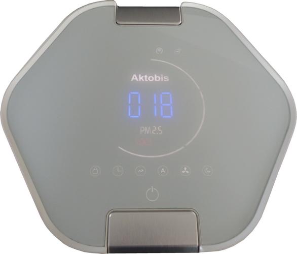 Luftreiniger WDH-H600A Display