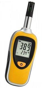 TFA Klima Bee - Handmessgerät für Luftfeuchtigkeit und Temperatur