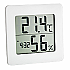 Digital Thermo-Hygrometer with Clock